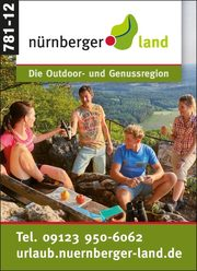 Nürnberger Land – Outdoor- und Genussregion