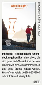 World Insight Individuell