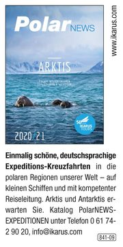 Ikarus Tours – Polar News Expeditions-Kreuzfahrten